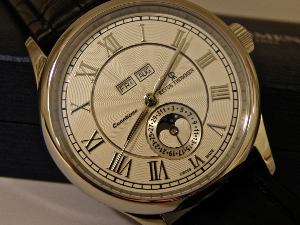 Revue Thommen 16066.2532 Moon Phase