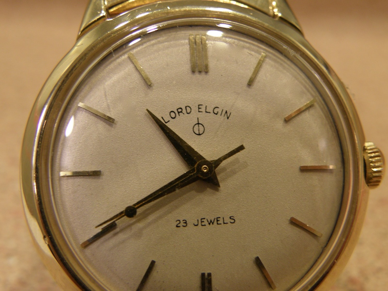 Lord Elgin  750 or 775 Manual Movement