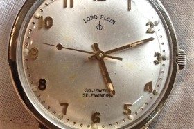 Lord Elgin Thin Thin C,  Case 2437 (Sold)