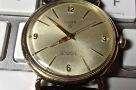 Elgin Thin Thin L