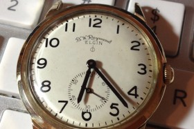 B.W. Raymond Railroad Watch (SOLD)