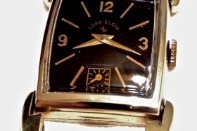 "1952 Lord Elgin with Flexible ""End Pieces"""