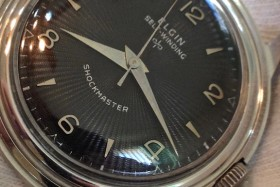 Elgin Niagara Black Dial