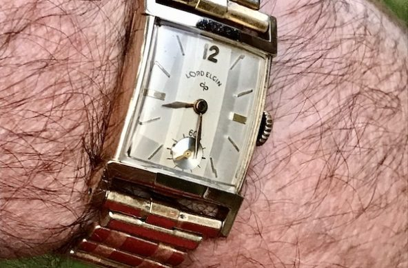 1951 Lord Elgin Gregory